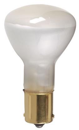 Satco S1383 12-13V SC Bayonet Base 20-Watt R11.5 Light Bulb,