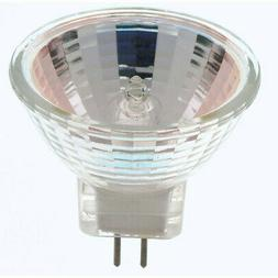 Satco S3195 10 Watt MR11 Halogen GZ4 Base 12 Volt Clear SP 1