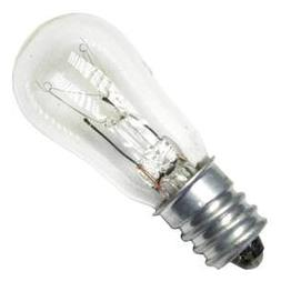 Philips 6W 120V to 130V S6 Clear Sign E12 Base