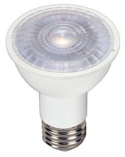 Satco S9388 6.5w LED Dimmable 120v PAR16 3000k E26 FL40 Ligh