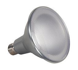 Satco S9445 15w 120v PAR38 2700k FL40 LED Light Bulb