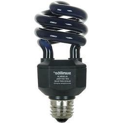 Sunlite SL20/BLB 20 Watt Black Light Spiral Energy Saving Li