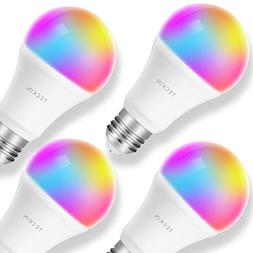 Smart LED Bulb E27 WiFi Multicolor Light Bulb Compatible wit