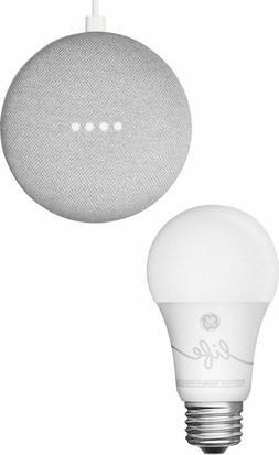 Google Smart Light Starter Kit - Google Mini and Smart Light