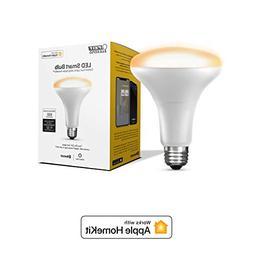 Feit Electric Smart LED Soft White 65W Equiv BR30 Flood/Spot