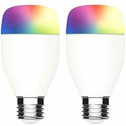 "Smart WiFi Light Bulb, Compatible With Alexa "" Google Home,"