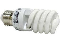 6 Pack SOFT WHITE 13 Watt 2700k SYLVANIA CFL Light Bulb Ener