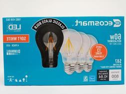 Ecosmart 60W LED soft white Vintage A19