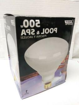 Swimming Pool Replacement Flood Light Bulb 500W 130v R40FL50