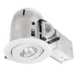 "Globe Electric Company Swivel 4"" Recessed Kit"
