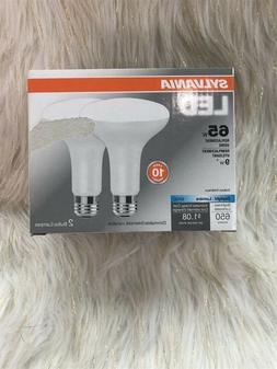 Sylvania LED Light Bulb, 65W Equivalent, BR30