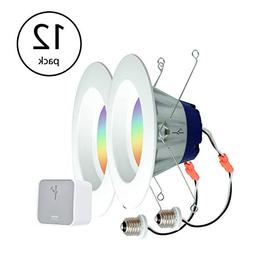 Sylvania Lightify by Osram Smart Home Starter Kit with 2 LED