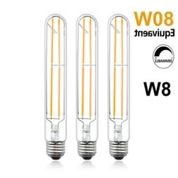 T10/T30 LED Bulbs Tubular Edison Style LED Filament Bulb Dim