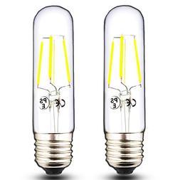 Klarlight 4 Watt LED T10 Tubular Bulb, Vintage Edison Style