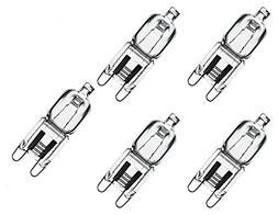 Triangle Bulbs T10077-5  - Q40/G9/CL/120V, 40 Watt, T4 JD Ty