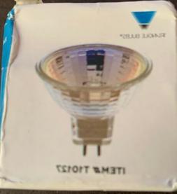 Triangle Bulbs T10127 - 5 Watt MR11 Halogen Light Bulb, 6 Vo