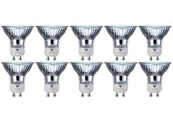 Triangle Bulbs T10293-10  - Q50MR16/FL/GU10, 50 Watt, MR16 W