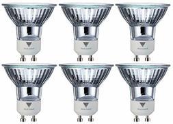 Triangle Bulbs T10293-6  - 50 Watt, GU10 Base, 120 Volt, MR1