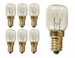 CTKcom 15W T22 E14 Base Oven Light Bulbs- T22 Microwave Ligh