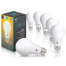 Triangle Bulbs T95121-6 60 Watt LED Dimmable Equivalent Warm
