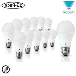 Triangle Bulbs T95133, LED 60 Watt Equivalent A19 Soft White