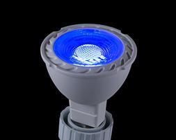CBConcept UL-Listed MR16 GU5.3 LED Bulbs, 2-Pack, 5 Watt, Di