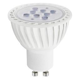 UL-listed 7W  GU10 LED Light Bulb 2700K Soft White, 500lm, 3