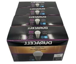 Duracell Ultra LED Light Bulb Soft White Dimmable 60w 2700k
