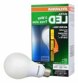 SYLVANIA ULTRA LED Bulbs 3-WAY LED Light Bulb 40/60/100W Rep