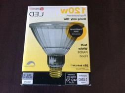 Utilitech Pro LED 120W 18W Soft White PAR38 LED Flood Light