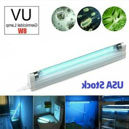 UV 8W Disinfection Lamp UVC Ozone Ultraviolet Germicidal Lig