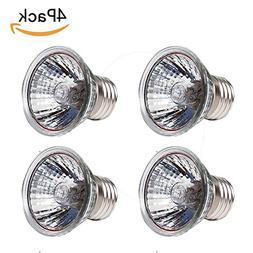 CTKcom 25W UVB Light UVA Bulb Halogen Basking Bulb- 110V Ful