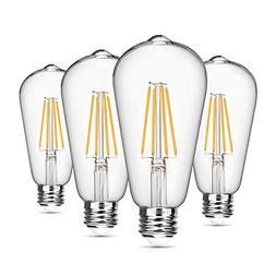 Vintage LED Edison Bulb Dimmable 8W ST64 Led Filament Light