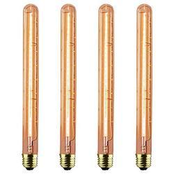 Vintage Edison Bulb 40Watt E26 E27 Medium Base Lamp T300 Sty