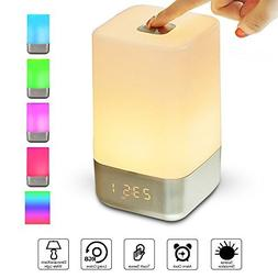 wake light alarm clock