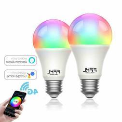 Wifi Led Smart Light Bulbs That Work With Alexa Color Changi