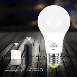 Wifi Smart Color LED Light Bulb for Amazon Alexa/Google Home